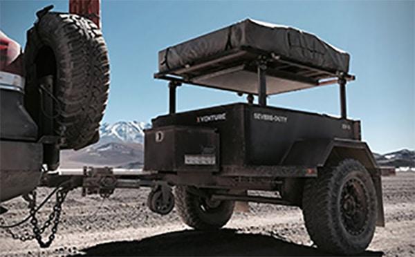 overland trailer