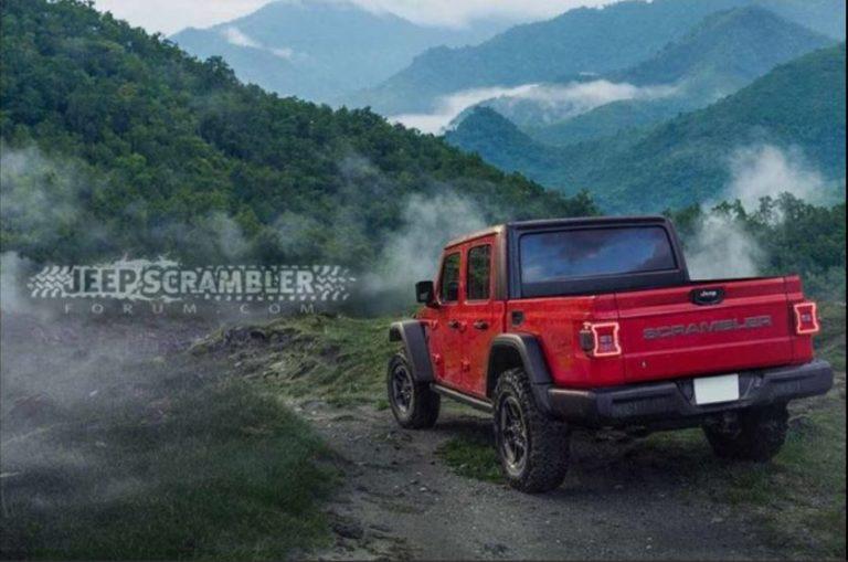 jeep truck