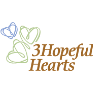 3 Hopeful Hearts