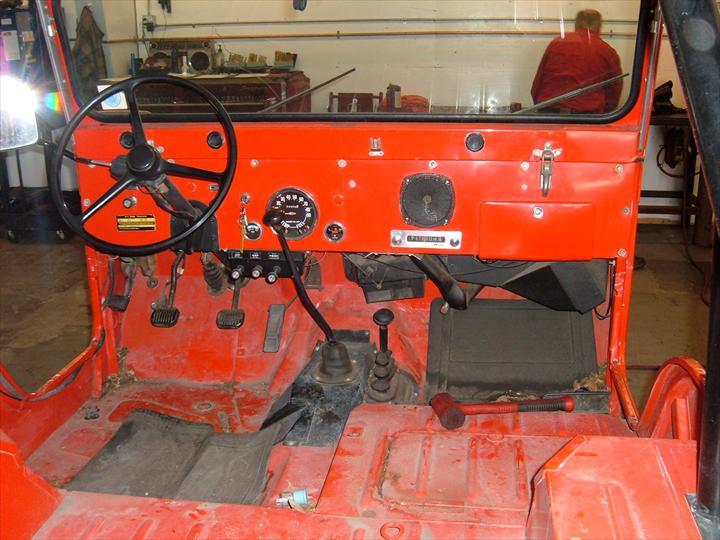 Interior car parts
