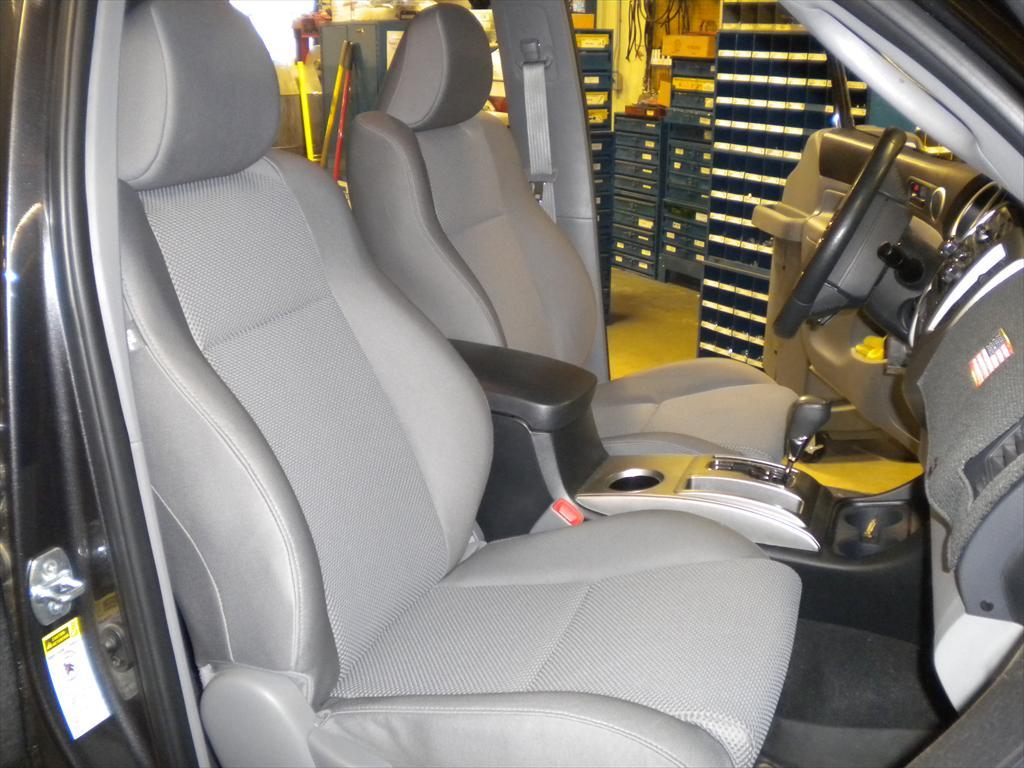 Passenger's seat
