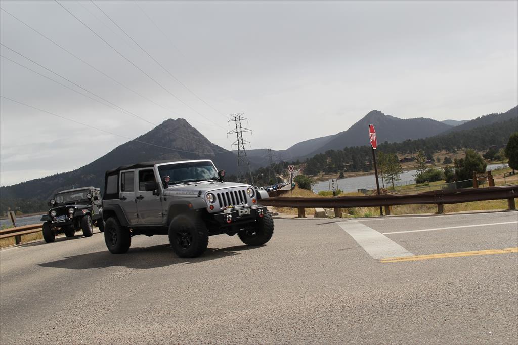 Silver Jeep