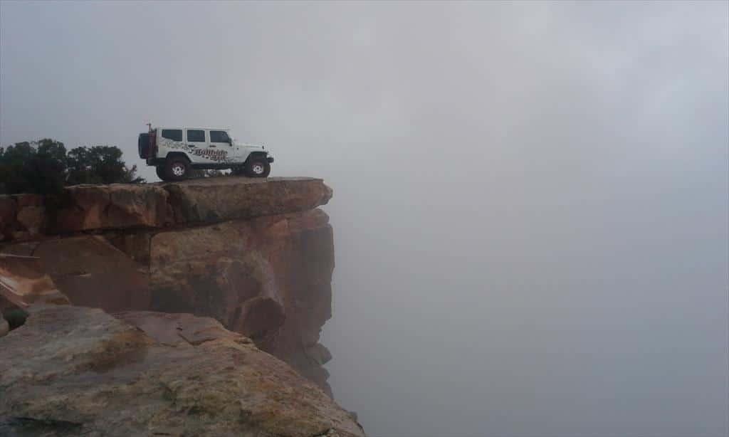 Bullhide 4x4 Jeep