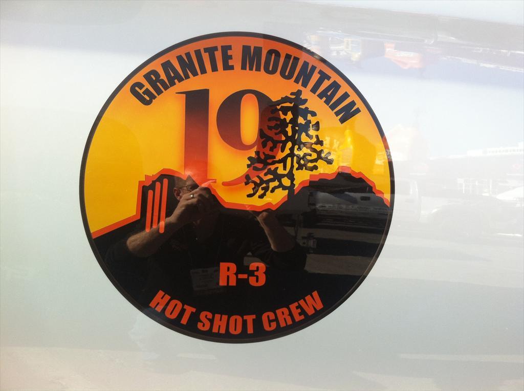 Granite Mountain Hot Shot Crew logo