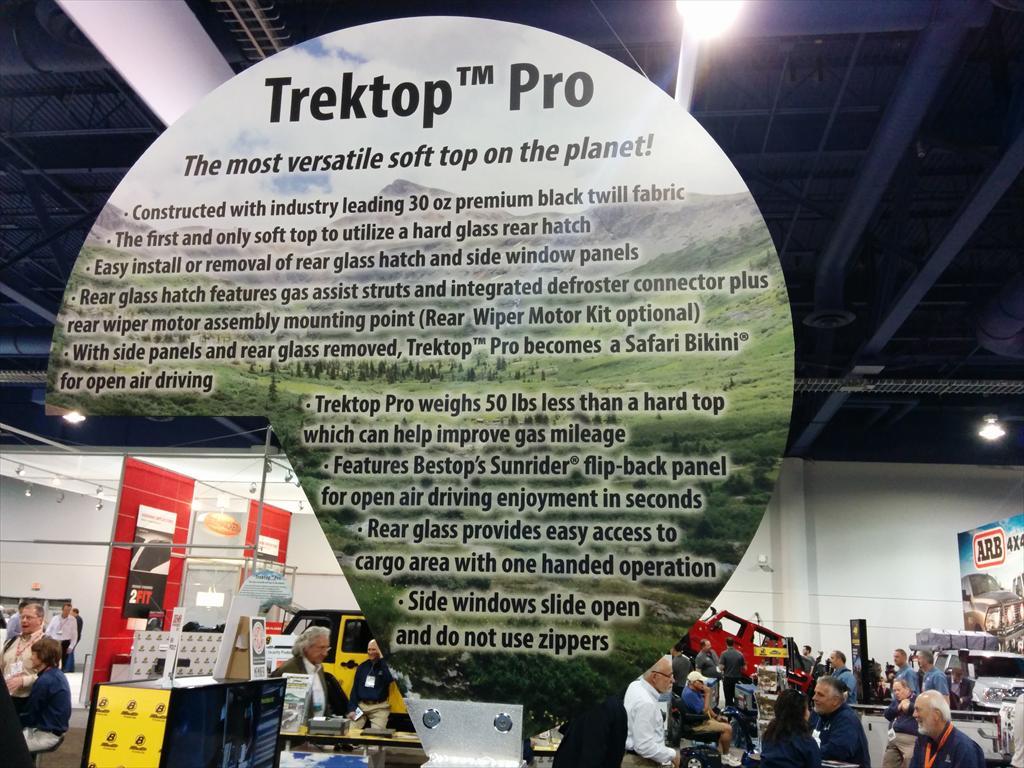 Trektop Pro