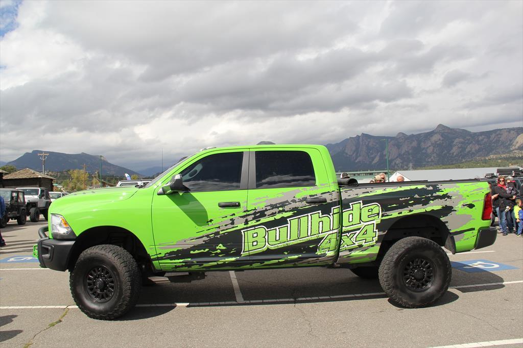 Bullhide 4x4 truck