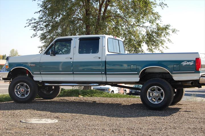 Old Ford Pick Up