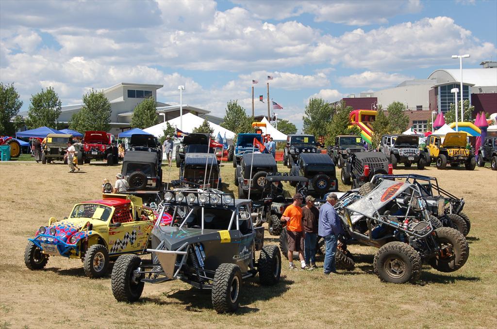 Multiple cars