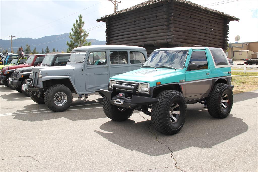 Older Jeeps