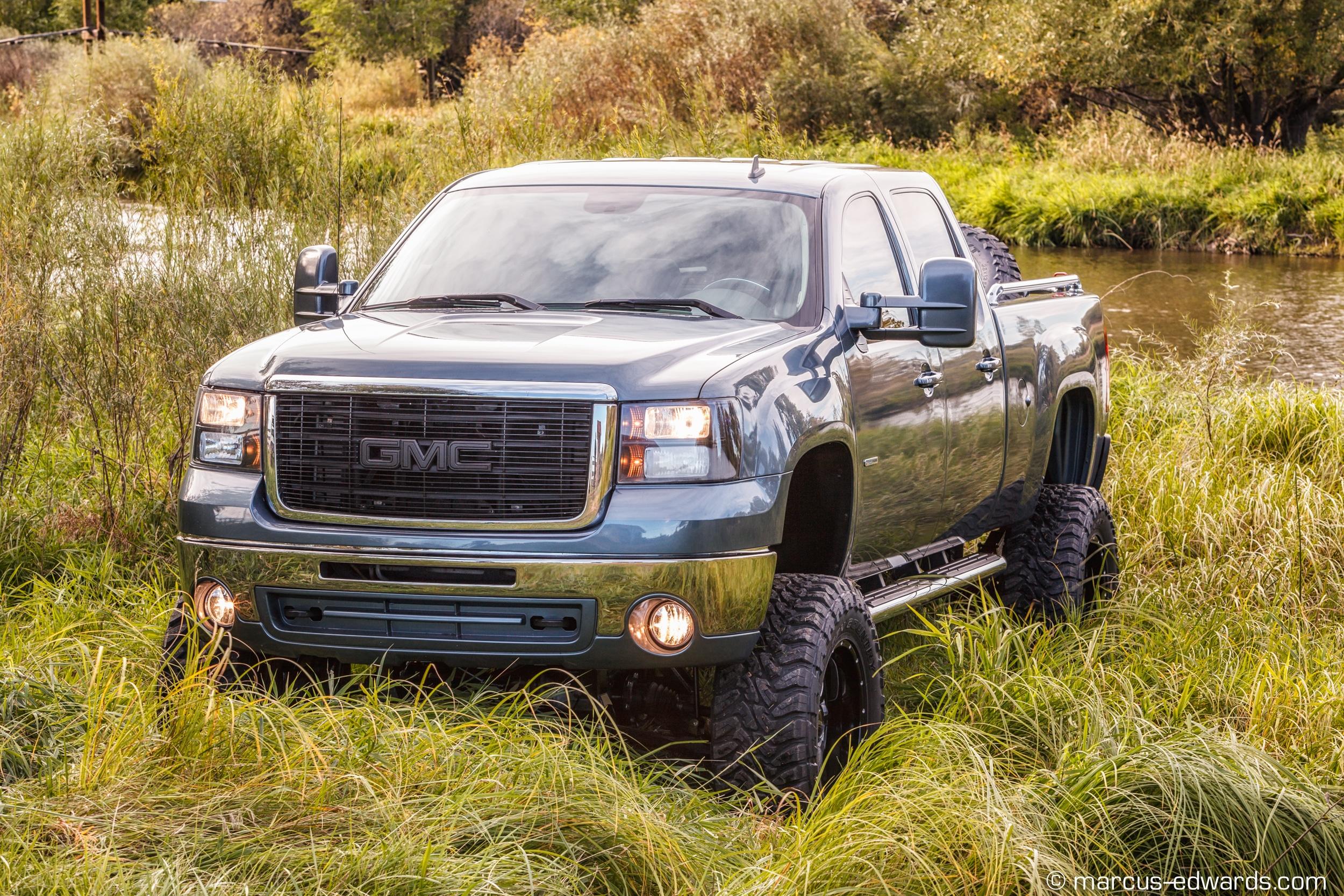 GMC Pick Up Truck