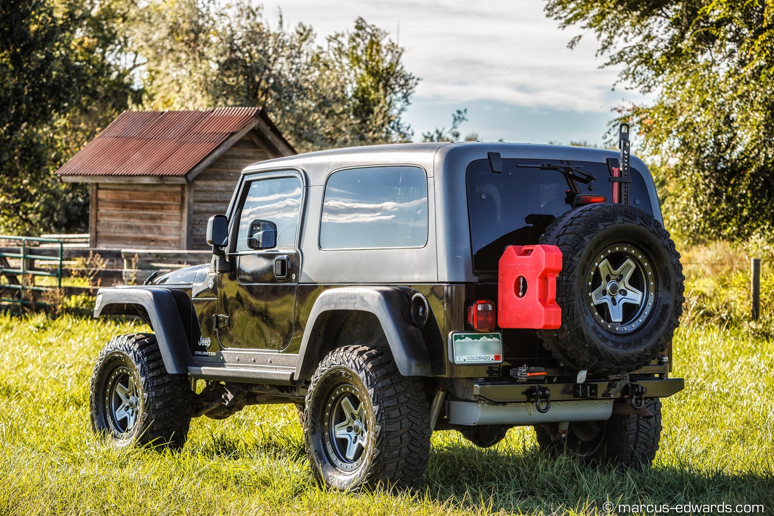 Black Jeep