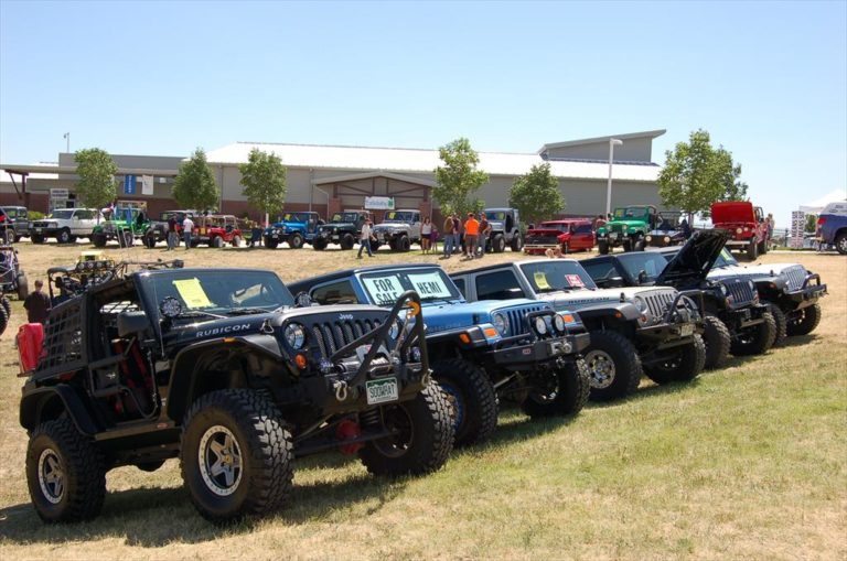 truck and jeep show