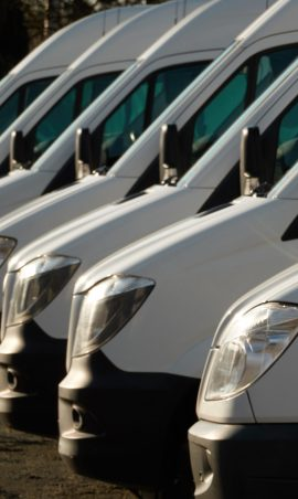 commercial delivery vans
